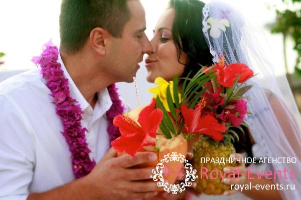 стоимость свадьба на Маврикии