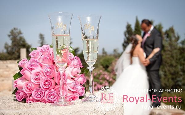 цены на свадьбу на Кипре