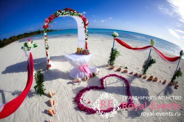 организация свадьбы в доминикане
