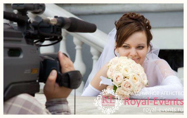 видеосъёмка свадеб в москве
