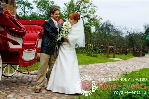 свадьба в коломенском цены