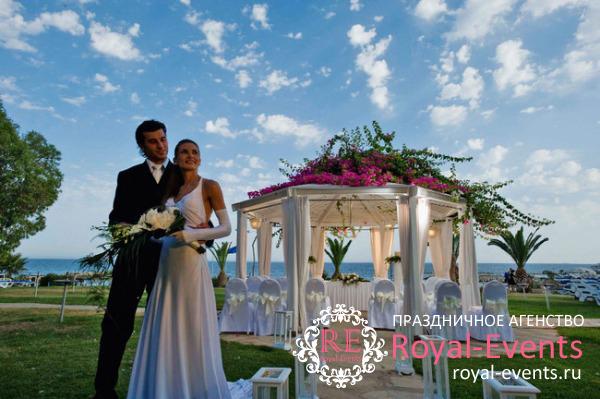 заказать свадьбу