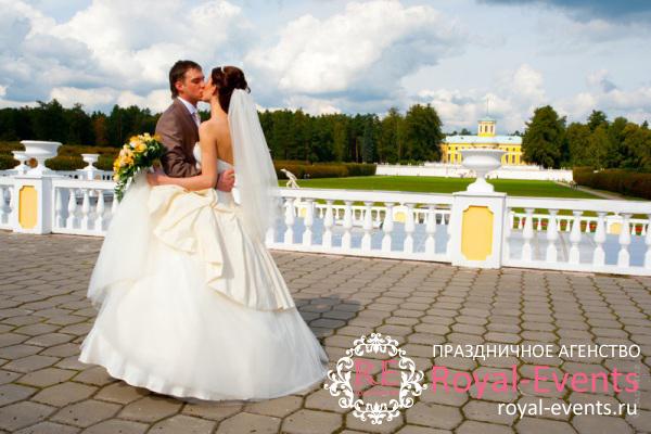 свадьба в архангельском