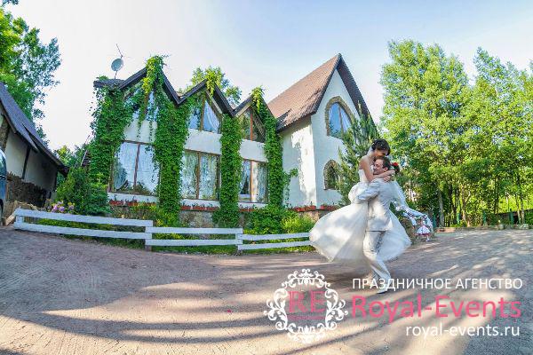 Виллы и загородные коттеджи для свадьбы