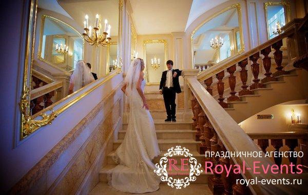 свадьбы в Царицыно