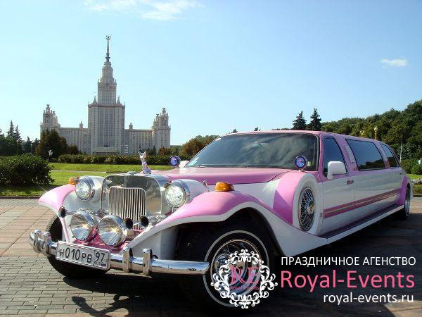 прокат ретро автомобилей в москве