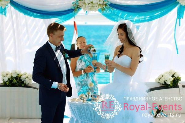 организация свадьбы в Египте