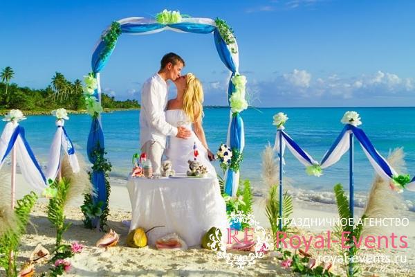 Свадьба на Маврикий