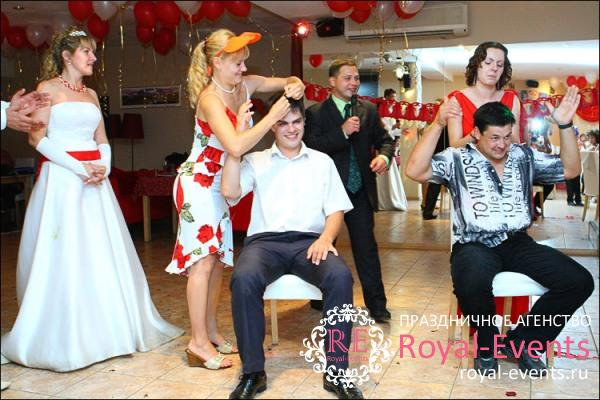 Развлекательная программа свадебного банкета