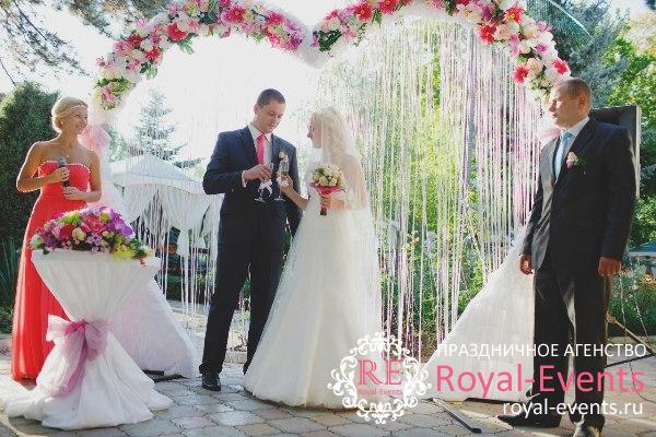 Свадьба и банкет в подмосковье