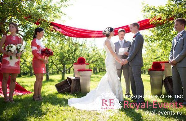 свадебные банкеты в подмосковье